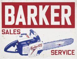 Barker Chainsaw 26x20 1