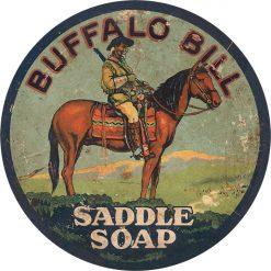 Buffalo Bill Saddle Soap 24inch Dia