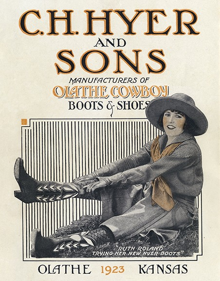 C.H.Hyer and Sons 1923 16x20 1