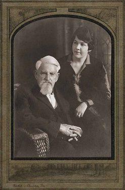 CHARLES AND CORRINE GOODNIGHT PHOTO REPRINT