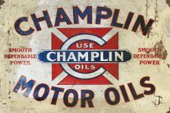 Champlin Motor Oils 28x22 1