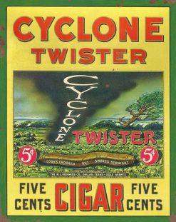Cyclone Twister Cigar 19x24 1
