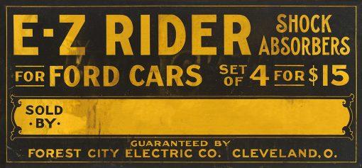 E Z Rider Shock Absorbers 26x12 1
