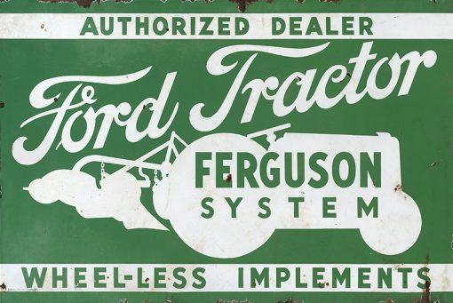 Ford Tractor Ferguson System 30x20 1