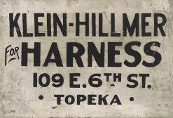 Klein Hillmer Harness 25x17 1