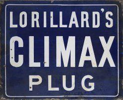 Lorillards Climax Plug 18x22 1