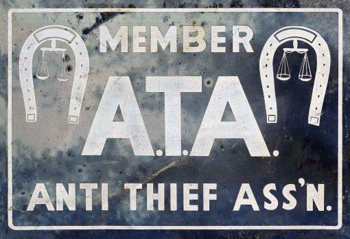Member Anti Thief Assn 22x15 1