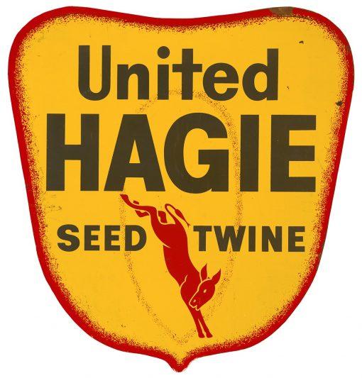 United Hagie Seed Twine 31x32.5