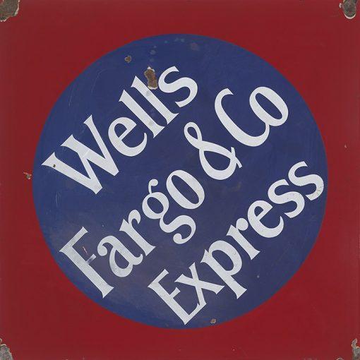 Wells FargoCo. Express 28x28 1